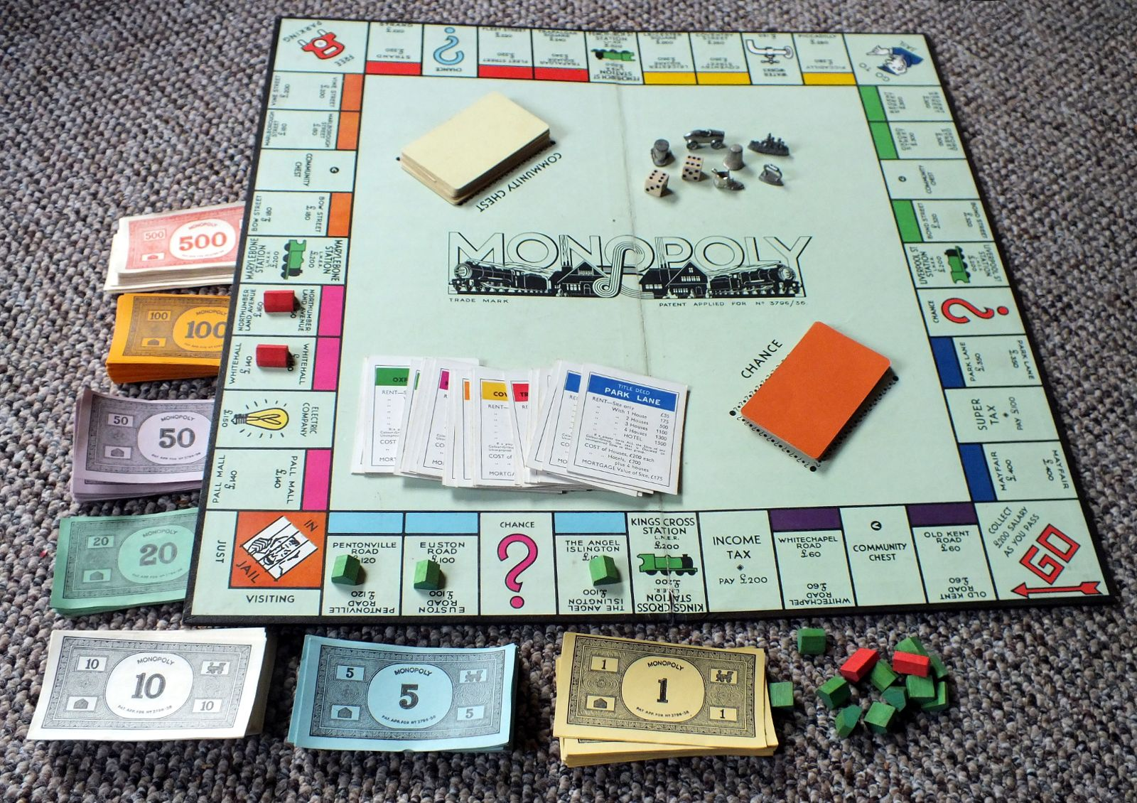 Monopoly Board Game Rules - How to play Monopoly